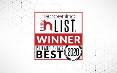 """Connect America Named """"Best Place to Work"""" by Philly Happening for Second Year in a Row"""