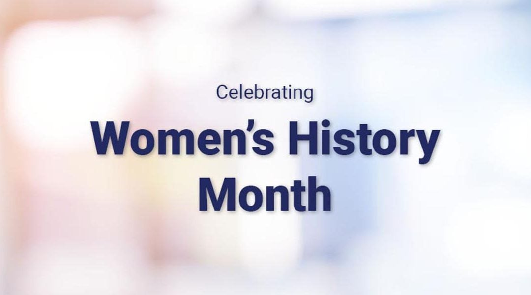 Celebrating Women's Achievements this March