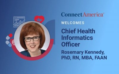 Connect America Appoints Rosemary Kennedy as Chief Health Informatics Officer