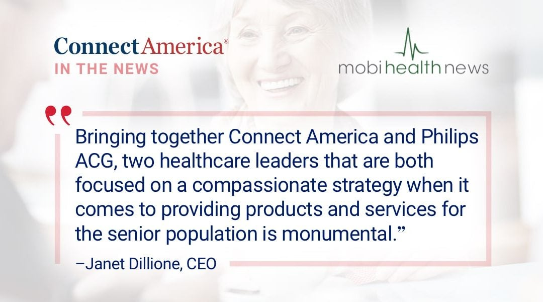Connect America Looks to Senior Care with Purchase of Lifeline
